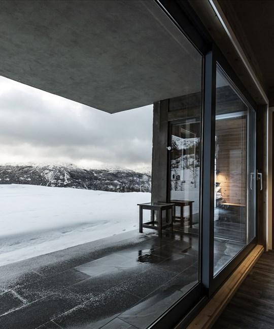Utsikten 2 - Skigaarden