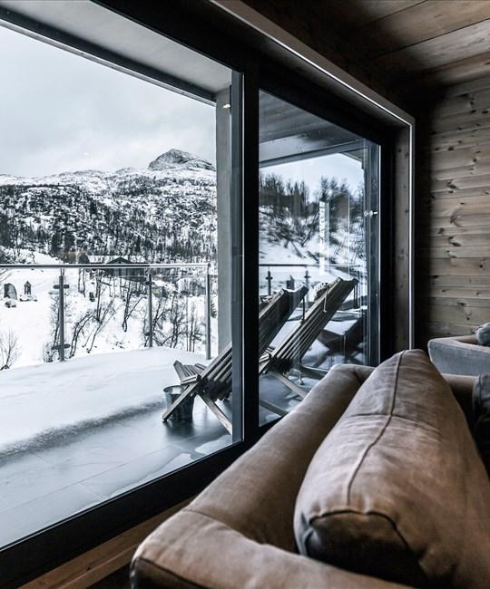 Utsikten 4 - Skigaarden
