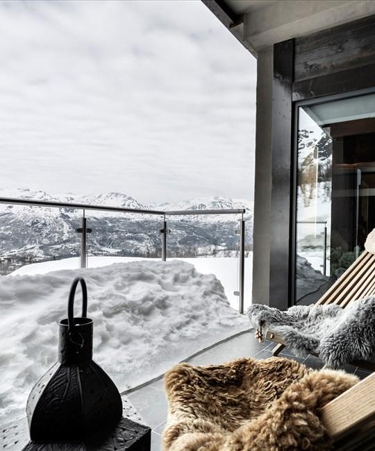 Utsikten 5 - Skigaarden