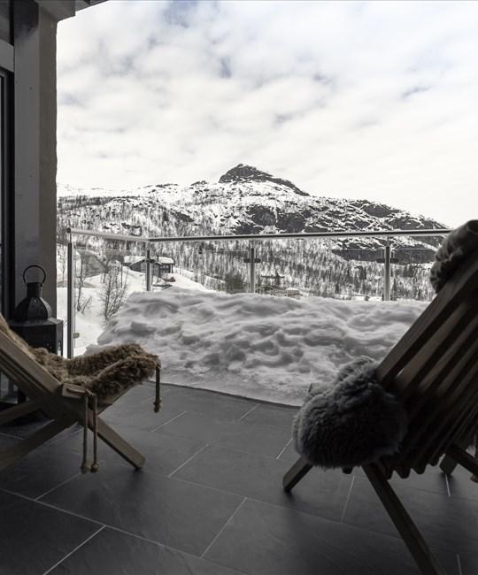 Utsikten 6 - Skigaarden